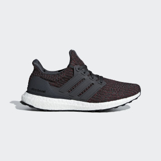 Sapatos Ultraboost Carbon / Carbon / Noble Maroon BB6494