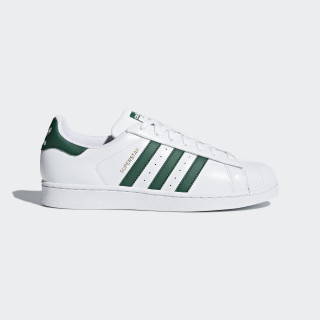Tenis Superstar FTWR WHITE/COLLEGIATE GREEN/FTWR WHITE CM8081