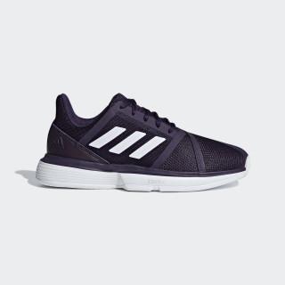 CourtJam Bounce Shoes Legend Purple / Ftwr White / Matte Silver CG6355