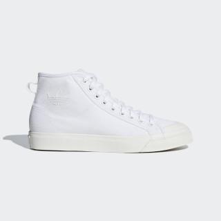 Nizza High Top Shoes Ftwr White / Ftwr White / Off White B41643