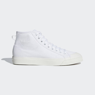 Nizza High Top Shoes Ftwr White / Ftwr White / Off White B41643