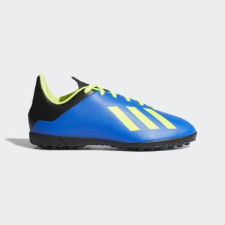 Guayos X Tango 18.4 Césped Artificial FOOTBALL BLUE/SOLAR YELLOW/CORE BLACK DB2434