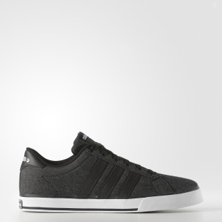 Daily Shoes Black / Black / Cloud White F76263