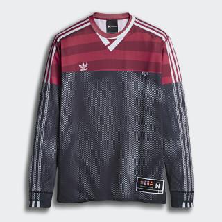 adidas Originals by AW Photocopy T-Shirt Black / Fox Brown DW7602