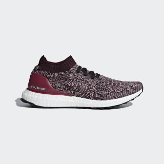 Tênis UltraBOOST Uncaged VAPOUR GREY F16/NOBLE RED S18/MYSTERY RUBY F17 DA9596
