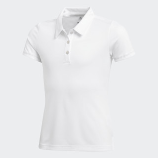 Tournament Polo Shirt White CD3732