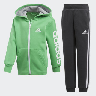 Hojo Trainingspak Energy Green / White DN8421