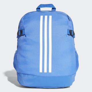 Sac à dos 3-Stripes Power moyen format Hi-Res Blue / Hi-Res Blue / White CG0494