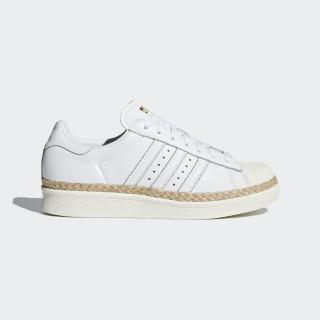 Superstar 80s New Bold Schoenen Ftwr White/Ftwr White/Off White DA9573
