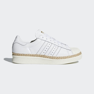 Superstar 80s New Bold Shoes Cloud White / Cloud White / Off White DA9573