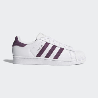 Superstar Shoes Ftwr White / Red Night / Silver Met. B41510