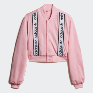 JACKET CROPPED BOMBER Light Pink DZ0095