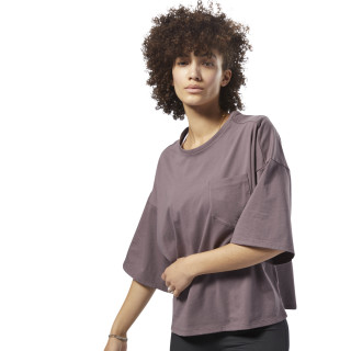 Training Supply Pocket Tee Almost Grey D93910