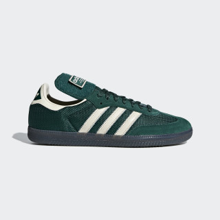 Sapatos Samba LT Collegiate Green / Ecru Tint / Collegiate Green B44674