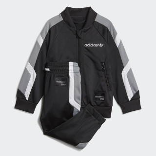EQT Track Suit black / white / grey three f17 DH1355