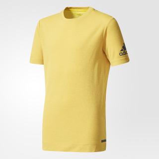 Climachill T-Shirt Chill Eqt Yellow/Tac Y Dd/Matte Silver/Black Reflective CE5861