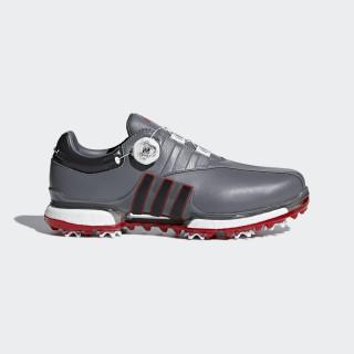 Tour360 EQT Boa Shoes Grey / Utility Black / Scarlet F33731