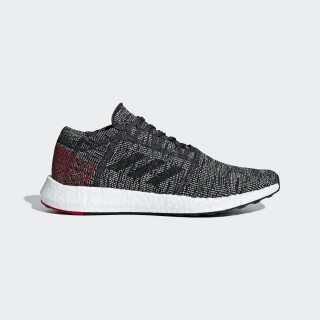Tenis Pureboost Go CARBON/CORE BLACK/POWER RED AH2323