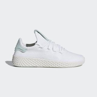 Pharrell Williams Tennis Hu Shoes Ftwr White/Ftwr White/Chalk White BB6840