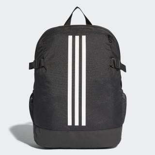 3-Stripes Power Backpack Medium Black / White / White BR5864