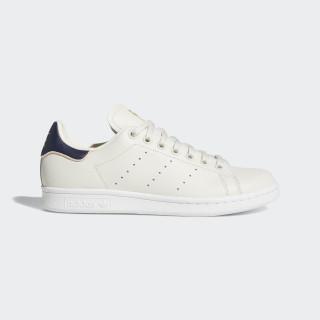 Sapatos Stan Smith Beige / Chalk White / Collegiate Navy B41600