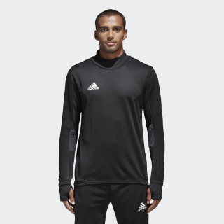 Tiro17 Training Shirt Black/Dark Grey/White BK0292