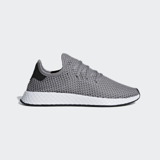 Deerupt Runner Schoenen Grey Three / Grey Three / Solar Red B41766