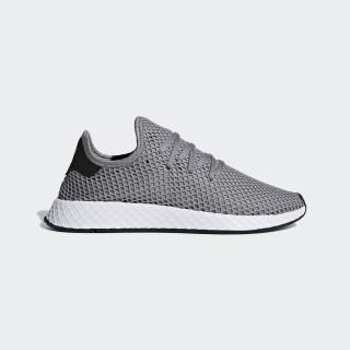 Deerupt Runner Shoes Grey Three / Grey Three / Solar Red B41766