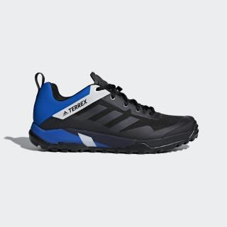 Zapatilla adidas TERREX Trail Cross SL Core Black/Carbon/Blue Beauty CM7562