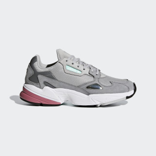 Falcon Shoes Grey Two / Grey Two / Trace Maroon D96698