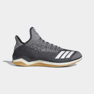Icon 4 Trainer Shoes Grey / Running White / Carbon CG5271