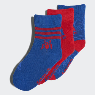Medias Marvel Hombre Araña (3 Pares) COLLEGIATE ROYAL/VIVID RED S13/HI-RES BLUE S18 CV7172