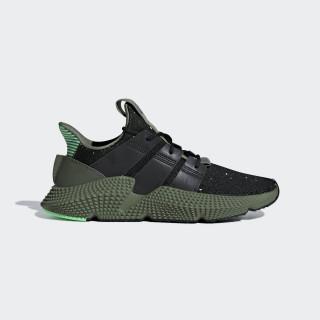 Prophere Schuh Core Black / Core Black / Shock Lime B37467