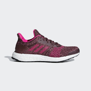 Ultraboost ST Schoenen Night Red / Shock Pink / Trace Maroon BB6485