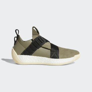 Harden LS 2 Shoes Steel / Core Black / Ecru Tint AQ0020