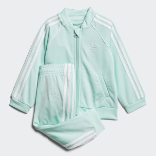 SST Track Suit Clear Mint D96059