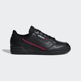 Continental 80 Schuh Core Black / Scarlet / Collegiate Navy F99786