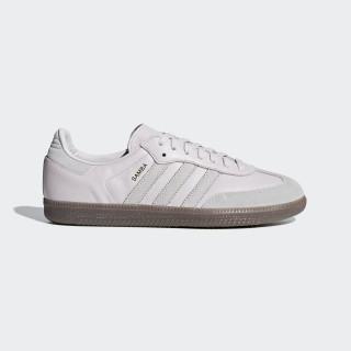 Samba OG Shoes Orchid Tint / Grey / Gold Metallic BD7533