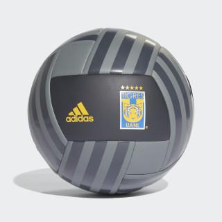 Balón de fútbol Tigres UANL Away Colorway ASH/CARBON S18/WHITE CY5421