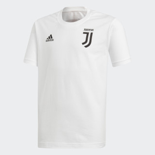 Juventus Turin Graphic T-Shirt White FI2372