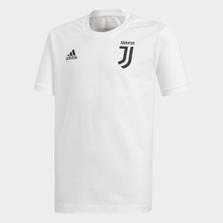 Juventus Turin Graphic T-Shirt White FI2372