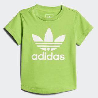Camiseta Color SEMI SOLAR GREEN CE8905