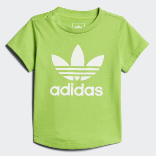 T-shirt Colorida Semi Solar Green CE8905
