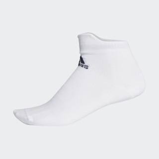 Alphaskin Ultralichte CLIMACOOL Enkelsokken White/Black CV8862