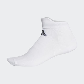 Medias Tobilleras Alphaskin Ultralight WHITE/BLACK CV8862