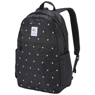Classic Graphic Backpack Black CW5010