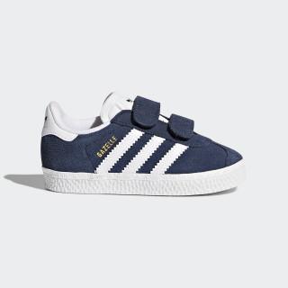 Gazelle Shoes Collegiate Navy/Ftwr White/Ftwr White CQ3138