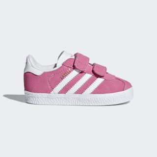 Gazelle CF Shoes Semi Solar Pink / Ftwr White / Semi Solar Pink B41553