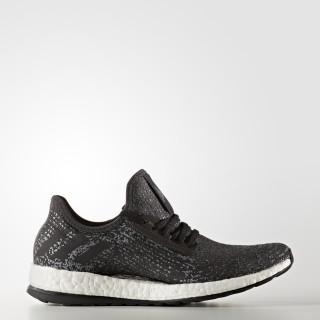 Pure Boost X Shoes Utility Black/Core Black/Iron Metallic BB3430