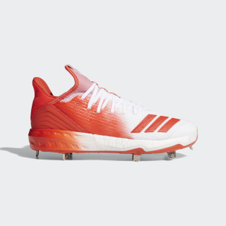 Boost Icon 4 Splash Cleats Cloud White / Hi-Res Red / Hi-Res Red B76034
